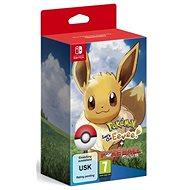Pokémon Lets Go Evee! + Poké Ball Plus - Nintendo Switch - Konsolenspiel