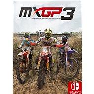 MXGP3 - Das offizielle Motocross-Videospiel - Nintendo Switch - Konsolenspiel