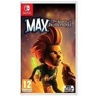 Max: The Curse of Brotherhood - Nintendo Switch - Konsolenspiel