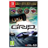 GRIP: Combat Racing - Rollers Vs Airblades Ultimate Edition - Nintendo Switch - Konsolenspiel