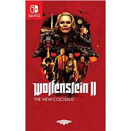 Wolfenstein II: The New Colossus - Nintendo Switch - Konsolenspiel