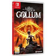 Lord of the Rings - Gollum - Nintendo Switch - Konsolenspiel