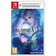 Final Fantasy X/X-2 HD - Nintendo Switch - Konsolenspiel