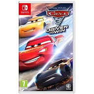 Cars 3: Driven to Win - Nintendo Switch - Konsolenspiel