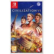 Sid Meiers Civilization VI - Nintendo Switch - Konsolenspiel