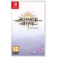 Alliance Alive HD Remastered Nintendo Switch - Konsolenspiel