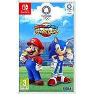 Mario & Sonic at the Olympic Games Tokyo 2020 - Nintendo Switch - Konsolenspiel