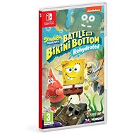 Spongebob SquarePants: Battle for Bikini Bottom - Rehydrated - Nintendo Switch