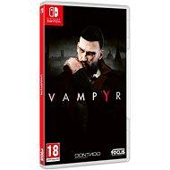 Vampyr - Nintendo Switch - Konsolenspiel