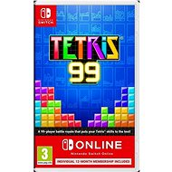 Tetris 99 + Nintendo Switch Online 12 Monate - Nintendo Switch