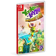 Yooka-Laylee and The Impossible Lair - Nintendo Switch - Konsolenspiel