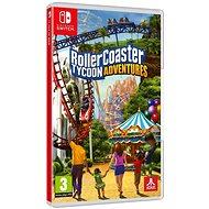 Rollercoaster Tycoon Adventures - Nintendo Switch - Konsolenspiel