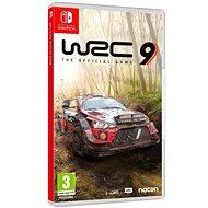 WRC 9 The Official Game - Nintendo Switch - Konsolenspiel