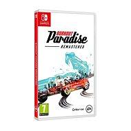 Burnout Paradise Remastered - Nintendo Switch - Konsolenspiel