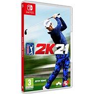 PGA Tour 2K21 - Nintendo Switch - Konsolenspiel