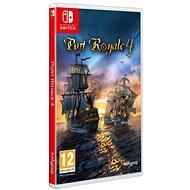 Port Royale 4 - Nintendo Switch - Konsolenspiel