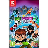 Ben 10: Power Trip - Nintendo Switch - Konsolenspiel