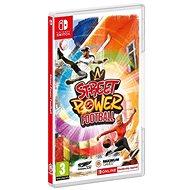 Street Power Football - Nintendo Switch - Konsolenspiel