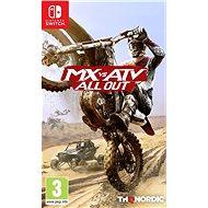 MX vs ATV All Out! - Nintendo Switch - Konsolenspiel