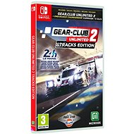 Gear.Club Unlimited 2: Tracks Edition - Nintendo Switch - Konsolenspiel