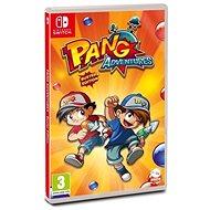 Pang Adventures: Buster Edition - Nintendo Switch - Konsolenspiel
