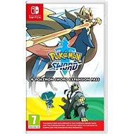 Pokémon Sword + Expansion Pass - Nintendo Switch - Konsolenspiel
