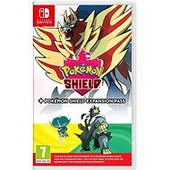 Pokémon Shield + Expansion Pass - Nintendo Switch - Konsolenspiel