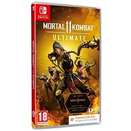 Mortal Kombat 11 Ultimate - Nintendo Switch - Konsolenspiel