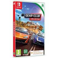 Gear.Club Unlimited - Nintendo Switch - Konsolenspiel