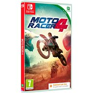 Moto Racer 4 - Nintendo Switch - Konsolenspiel