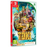 Toki - Nintendo Switch - Konsolenspiel