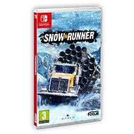 SnowRunner - Nintendo Switch - Konsolenspiel
