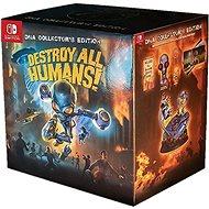 Destroy All Humans! - DNA Collectors Edition - Nintendo Switch - Konsolenspiel