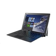 Lenovo Miix 510-12IKB Silver 256GB + Gehäuse mit Tastatur - Tablet PC
