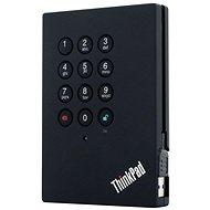Lenovo ThinkPad USB 3.0 Sichere Festplatte - 500 GB - Externe Festplatte
