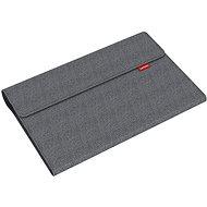 Lenovo Yoga Smart Tab Hülle und Film Grau - Tablet-Hülle