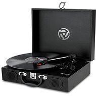 Numark PT01 Touring Classically-styled Suitcase Turntable - Plattenspieler