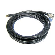 Pigtail-Adapterkabel 2.4GHz SMA-Male- zu N-Male, 5m - Adapter