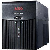 AEG UPS Protect Alpha 1200 - Backup-Stromversorgung