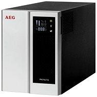 AEG UPS Protect B. 500 - Backup-Stromversorgung