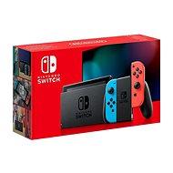 Nintendo Switch - Neon Red&Blue Joy-Con - Spielkonsole