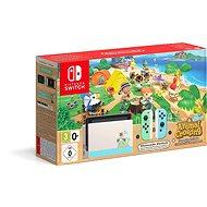 Nintendo Switch - Animal Crossing Bundle - Spielkonsole