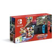 Nintendo Neon Switch + Mario Kart 8 Deluxe - Spielkonsole