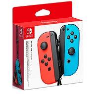 Nintendo Switch Joy-Con Controller Neon Red / Neon Blue - Controller