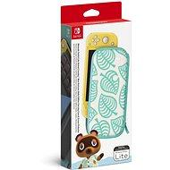 Lite, prostor na 4 karty s hrami, prostor pro 2 Micro SD karty, chrání proti prachu - Hülle für Nintendo Switch