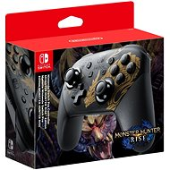 Nintendo Switch Pro Controller - Monster Hunter Rise - Gamepad