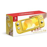 Nintendo Switch Lite - Yellow - Spielkonsole