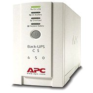 APC Back-UPS CS 650I - Backup-Stromversorgung
