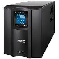 APC Smart-UPS 1500 VA LCD LAN - Backup-Stromversorgung