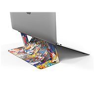 Allocacoc LaptopStand MOFT - buntes Design - Ständer